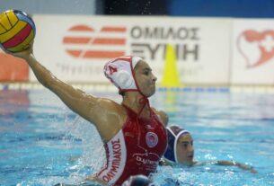 Πόλο Γυναικών: Πρωταθλητής 2021 ο Ολυμπιακός που νίκησε 7-4 την Βουλιαγμένη