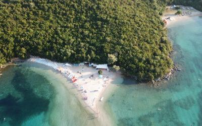 Μπέλα Βράκα: Μία από τις καλύτερες παραλίες στην Ελλάδα που θυμίζει Καραϊβική