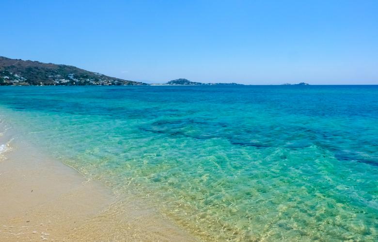 Νάξος: Η παραλία Πλάκα με τους απέραντους αμμόλοφους