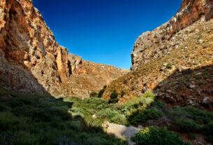 Που βρίσκεται το Φαράγγι των Νεκρών και ποια η ιστορία του