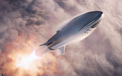 Επέστρεψε στη Γη η διαστημική κάψουλα της SpaceX