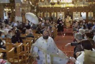 Viral Video: O ιερέας που έκανε Ανάσταση σε χρόνο… ρεκόρ!