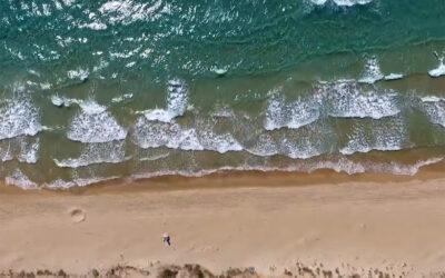 Χρυσή Ακτή: Η παραλία που λατρεύουν οι ξένοι, αλλά δεν γνωρίζουν πολλοί Έλληνες (video)
