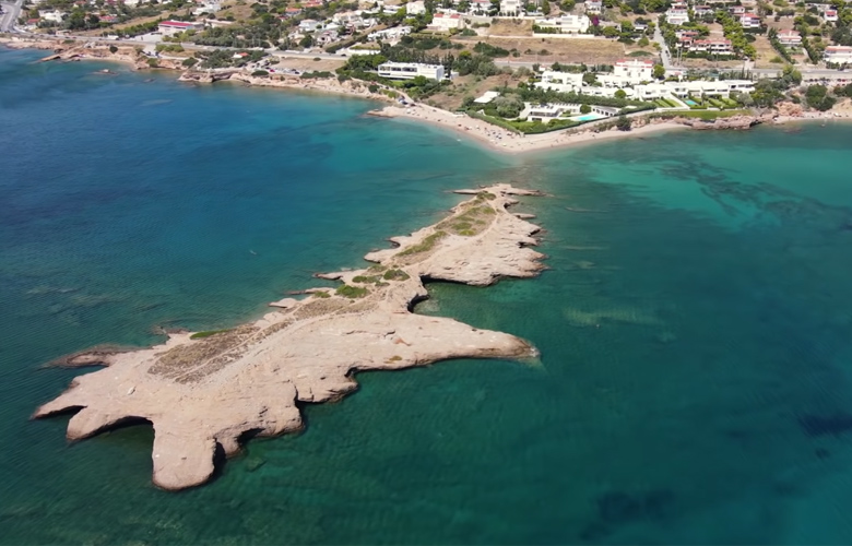 Νήσος Ντούνη: Ο εξωτικός παράδεισος της Αττικής-video