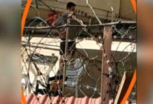Δολοφονία Καρολάιν: Δείτε τον δολοφόνο σύζυγο μέσα στις φυλακές Κορυδαλλού