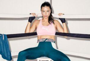 Το workout της Adriana Lima που την κρατάει σε φόρμα