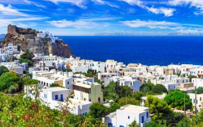 Διακοπές στη Νίσυρο, στο νησί ηφαίστειο της Ελλάδας
