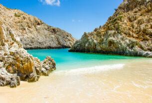 Σεϊτάν Λιμάνια: Η παραλία με τα γαλαζιά νερά-Δείτε που βρίσκεται