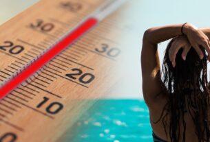 Tip για τον καύσωνα Πως θα μειώσετε γρήγορα τη θερμοκρασία του σώματος