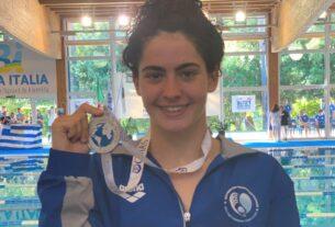 Ασημένιο μετάλλιο η Μανιάτη με ρεκόρ, αλλά και καλά πλασαρίσματα τη δεύτερη μέρα