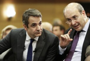 Χατζηδάκης-Μητσοτάκης με Εργασιακό νομοσχέδιο-έκτρωμα! Η σύγκριση με το αντίστοιχο ισπανικό!