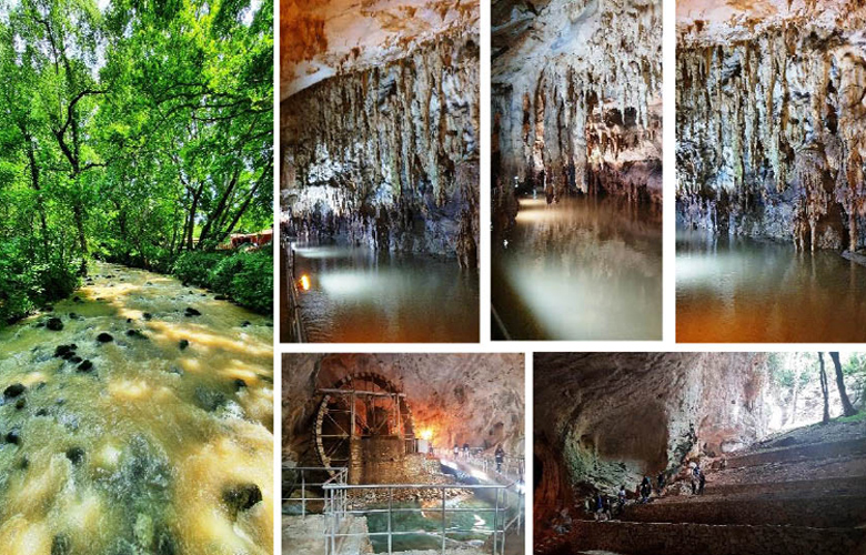 Το «ζωντανό» σπήλαιο του ποταμού Αγγίτη που αναγεννάται από μόνο του