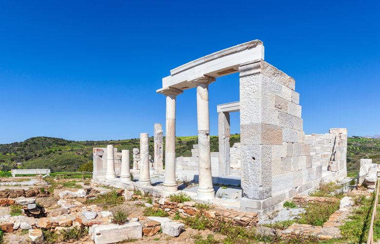 Νάξος: Ο ελληνικός ναός που χτίστηκε έναν αιώνα πριν τον Παρθενώνα
