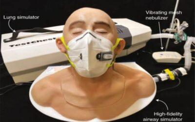 ΗΠΑ: Κατασκευάστηκε η πρώτη μάσκα που ανιχνεύει τον κορονοϊό με ακρίβεια μοριακού τεστ