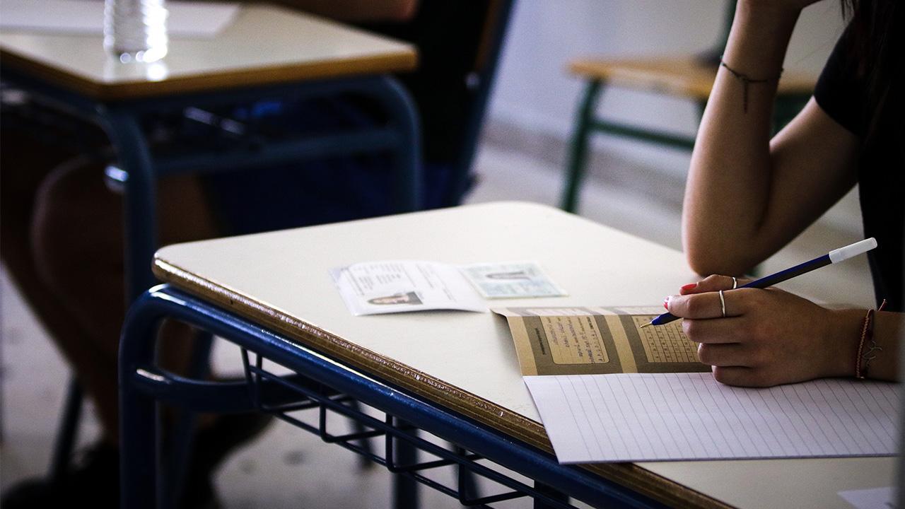 Πανελλαδικές Εξετάσεις 2021: Ξεκινούν αύριο με self test και μάσκες