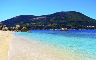 Αφάλες: Η παραδεισένια παραλία του Ιονίου