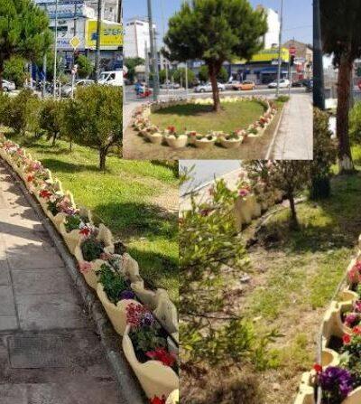 Πειραιάς: Ομόρφυνε η είσοδος της πόλης στην Πλατεία Ιπποδάμειας-ΦΩΤΟΡΕΠΟΡΤΑΖ