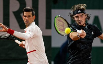 Roland Garros: Πάλεψε παλικαρίσια ο Τσιτσιπάς, αλλά υπέκυψε στην εμπειρία του Τζόκοβιτς