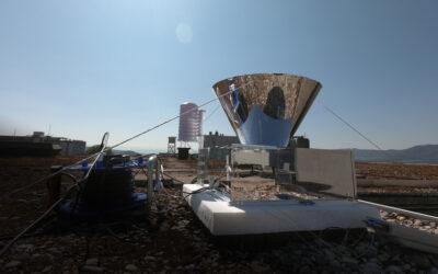 Συσκευή παράγει πόσιμο νερό από την ατμοσφαιρική υγρασία όλο το 24ωρο