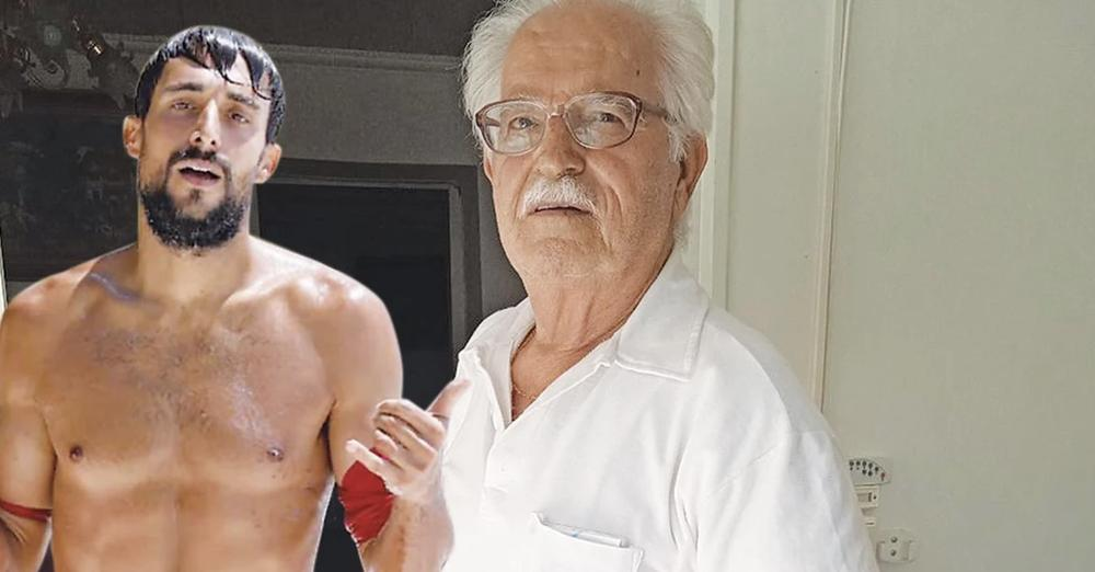 "Survivor 2021: Ο παππούς του Σάκη Κατσούλη του έβγαλε τα ""άπλυτα"" στην φόρα!"