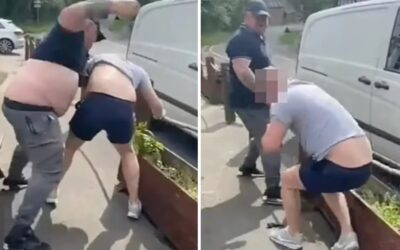 "Viral Βίντεο: Πατέρας ""σπάει"" στο ξύλο πορτοφολά που έκλεψε την κόρη του!"