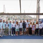 Ο ΙΟΠ τίμησε όλα τα μέλη της Ολυμπιακής ιστιοπλοϊκής ομάδας