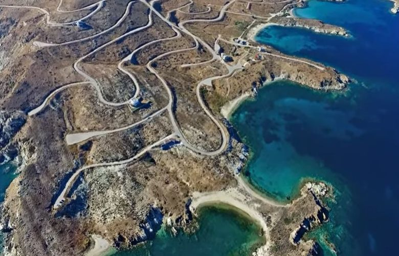 Παξιμάδα Καρύστου: Το παραδεισένιο ακρωτήρι της Ελλάδας που σε σαγηνεύει