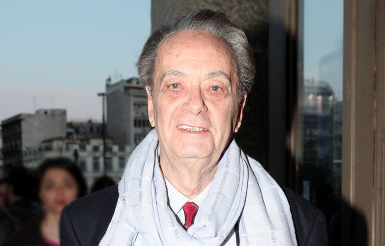 Πέθανε ο γνωστός σκηνοθέτης και ηθοποιός Γιώργος Μεσσάλας