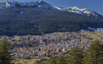 Το ελληνικό χωριό που υπερηφανεύεται ότι είναι το ψηλότερο των Βαλκανίων