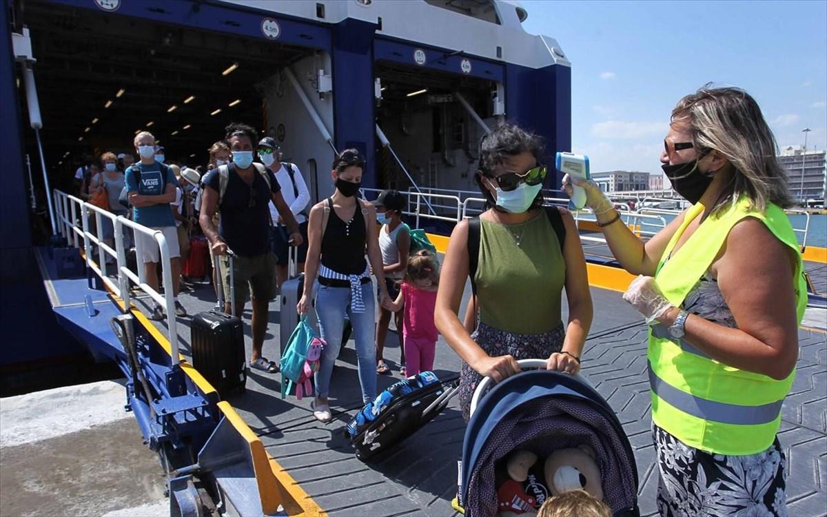 Ακτοπλοΐα: Τι ισχύει για τις μετακινήσεις στα νησιά από τις 5 Ιουλίου