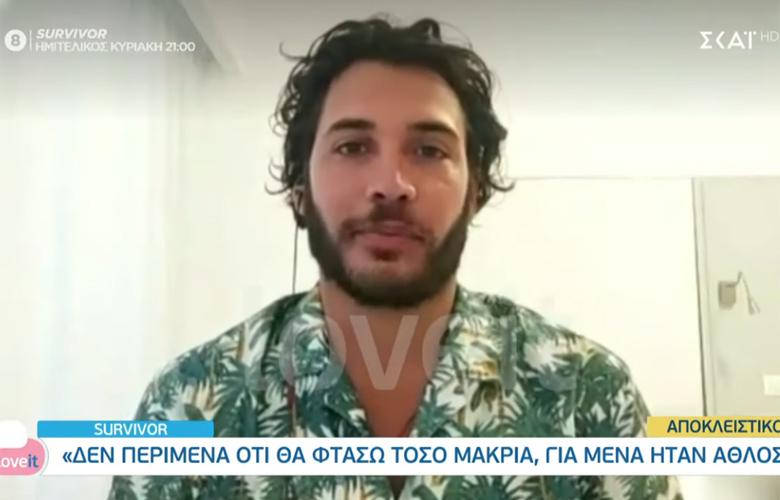 Survivor 2021: Ο Γιώργος Ασημακόπουλος «άδειασε» τον Ηλία Μπόγδανο