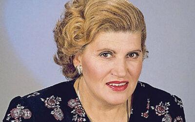Πέθανε η μεγάλη ερμηνεύτρια του δημοτικού τραγουδιού Φιλιώ Πυργάκη