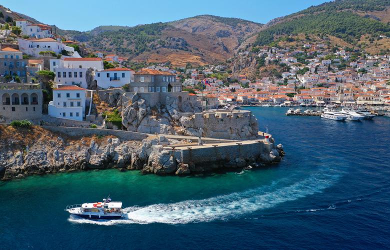 Αργοσαρωνικός: Τέσσερα νησιά για τους Αθηναίους ιδανικά για σαββατοκύριακο