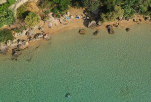 Μεσσηνία: Αυτή είναι η παραλία που ερωτεύτηκε ο Νίκος Καζαντζάκης (φωτο)