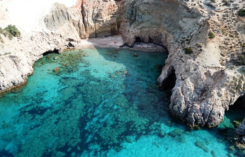 Τσιγκράδο: Μια από τις πιο άγνωστες ελληνικές παραλίες