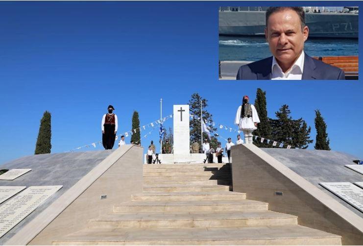Νίκος Μανωλάκος: Ιστορίες ηρωισμού, στην Κύπρο του 1974 και μια πρόταση