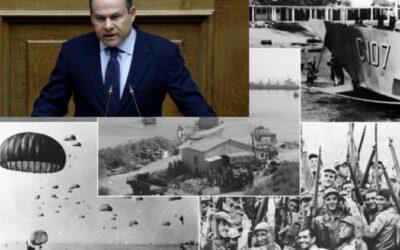 Νίκος Μανωλάκος: Νύχτα βαθιά και η Κύπρος …μακράν!