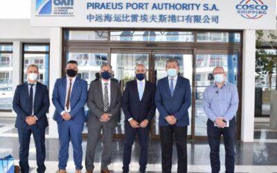 ΟΛΠ Α.Ε.: Ακτοπλοϊκή σύνδεση του Πειραιά με τη Λεμεσό