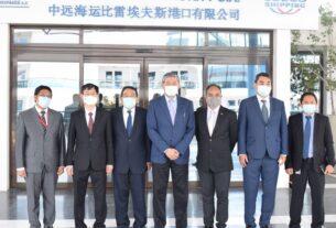 ΟΛΠ: Συνάντηση με τη διπλωματική αντιπροσωπεία της Επιτροπής Χωρών της ΝΑ Ασίας