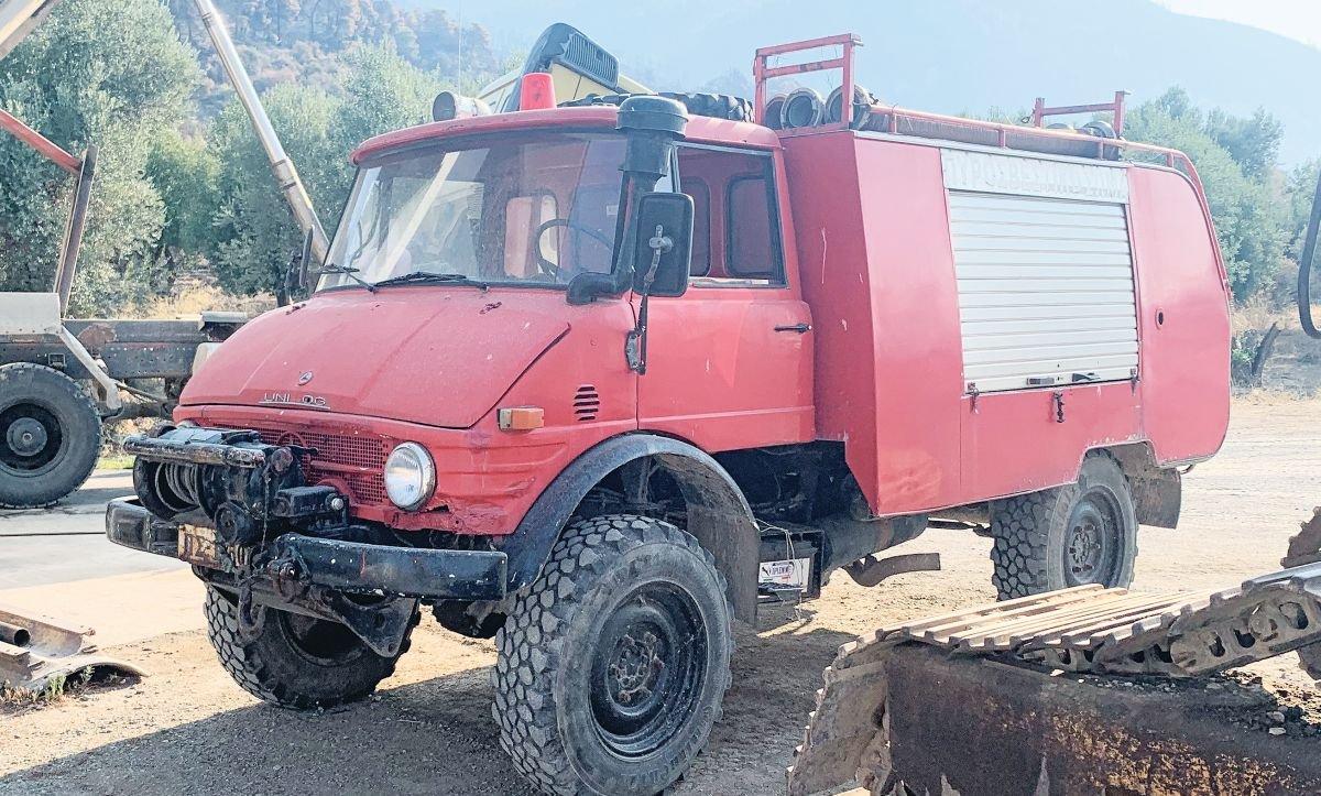 ΑΠΙΣΤΕΥΤΕΣ ΚΑΤΑΓΓΕΛΙΕΣ από πυροσβέστες της Εύβοιας: «Μου έδωσαν όχημα χωρίς φρένα και μου είπαν να πηγαίνω… σιγά»