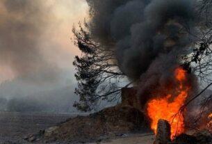 ΕΥΒΟΙΑ: Έξαλλος πολίτης καταγγέλλει πυροσβέστη για δολιοφθορά! (video)