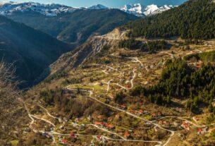 Πύρα: Το πανέμορφο χωριό που λάτρεψε ο Αλή Πασάς