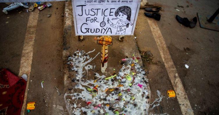 Υπόθεση που σοκάρει: Τέσσερις άντρες βίασαν και σκότωσαν 9χρονη!