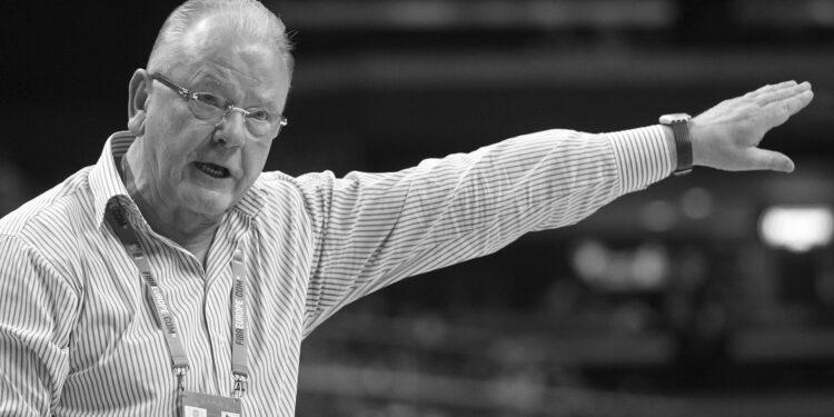 Μπάσκετ Πέθανε ο προπονητής- θρύλος Ντούσαν Ίβκοβιτς