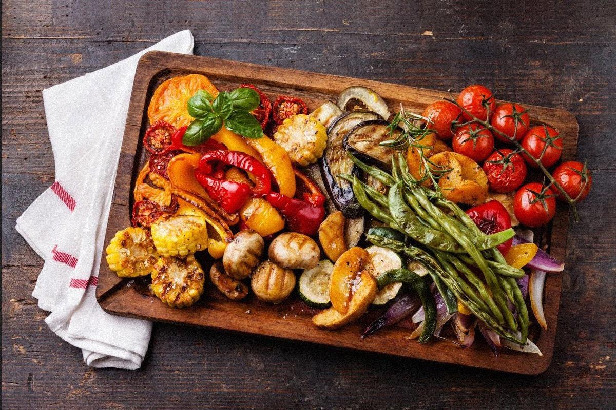 Οι τέλειες τεχνικές για τα πιο απολαυστικά ψητά λαχανικά
