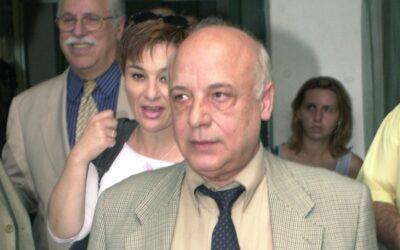 Θανάσης Τεγόπουλος: Πέθανε ο πρώην εκδότης της «Ελευθεροτυπίας»