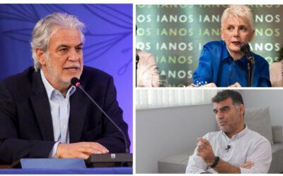 """""""Πόλεμος"""" Ακρίτα – Βαξεβάνη στο Facebook – «Σαν να κάνει μεταγραφή ο Μαρινάκης»"""