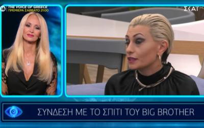 Big Brother 2: Η Σοφία Αλεξανιάν αποχώρησε θλιμμένη (video)