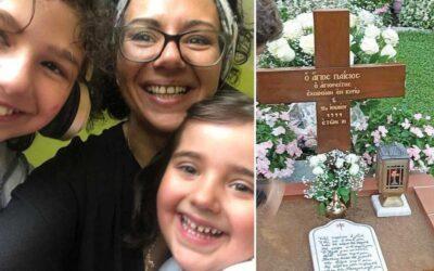 """Το τάμα της άστεγης Κατερίνας: """"Με τα πόδια από το Λονδίνο ως τον τάφο του Αγίου Παϊσίου"""""""