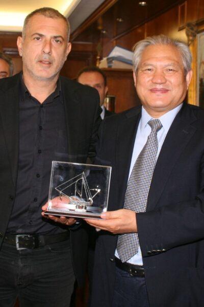 """ΟΛΠ - COSCO: Χάνει την """"αργομισθία"""" ο Γιάννης Μώραλης;"""